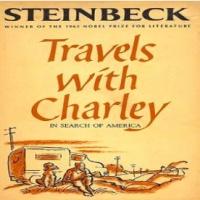 Путешествие с Чарли в поисках Америки  (на английском языке)