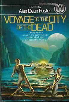Путешествие в город мертвых