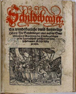 Путешествия по Европе, Азии и Африке, с 1394 года по 1427 год.