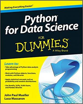 Python® for Data Science For Dummies®