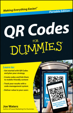 QR Codes For Dummies® [Portable Edition]