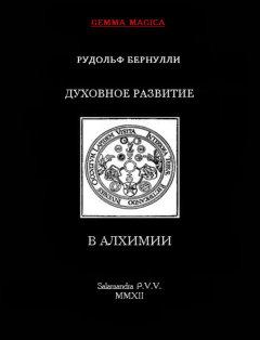 Р. Бернулли - Духовное развитие в алхимии (2012)
