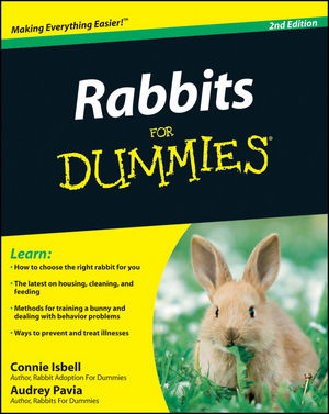 Rabbits For Dummies® [2nd Edition]