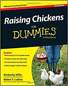 Raising Chickens For Dummies®