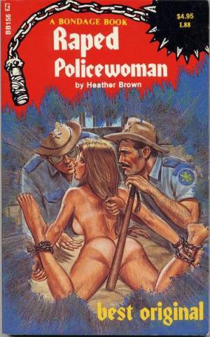 Raped policewoman