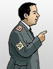 Расследование ведет майор Анискин