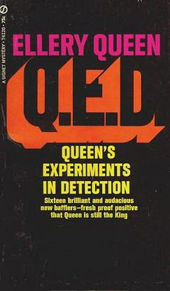 Расследует Эллери Квин [Queen's experiment in detection]