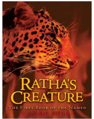 Ratha's Creature (The First Book of The Named)