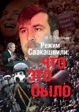 Режим М. Саакашвили: что это было