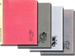 Рисунки в четырёх томах том 1