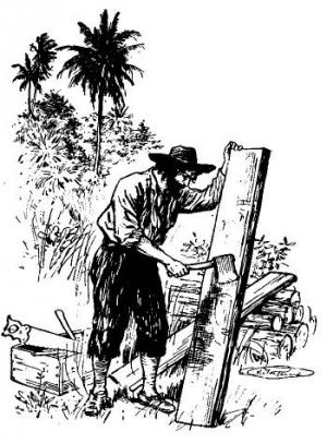 Robinson Crusoe Written Anew for Children