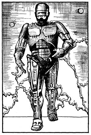 Робокоп (Робот-полицейский)