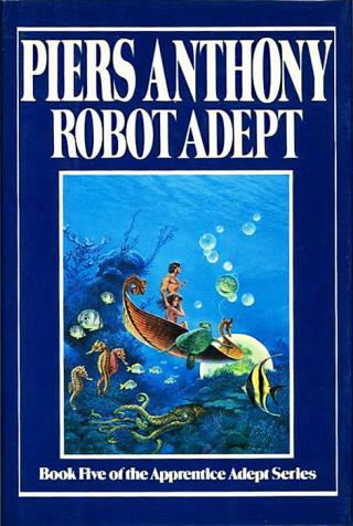 Робот-Адепт [Robot Adept]
