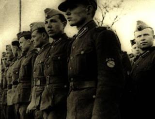 Роковой 1945 год - мой побег из русского плена [Доклад от 31 июля 1975 года]
