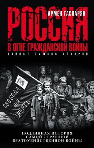 Россия в огне Гражданской войны: подлинная история самой страшной братоубийственной войны