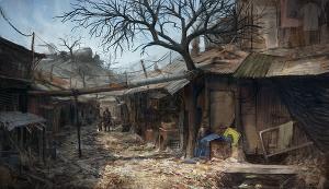 Рожденные в трущобах (СИ)