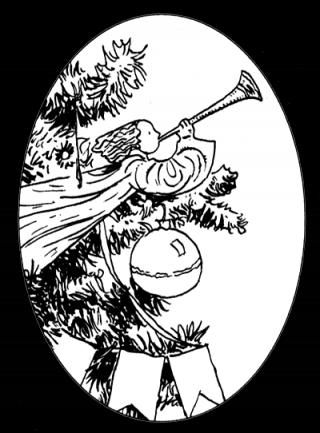Рождество в Смоланде в давние-предавние дни