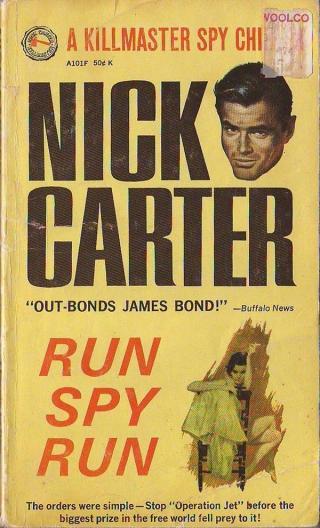 Run, Spy, Run