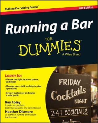 Running a Bar For Dummies®
