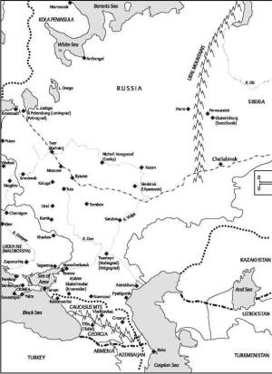 Russian literature. A short introduction