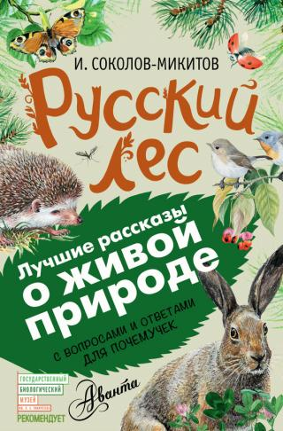 Русский лес. С вопросами и ответами для почемучек