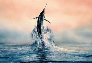 Рыбы-летуны, прыгуны и акробаты