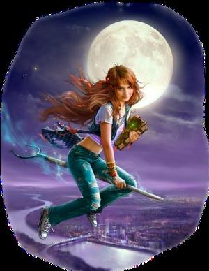 Рыженькая ведьмочка (СИ)