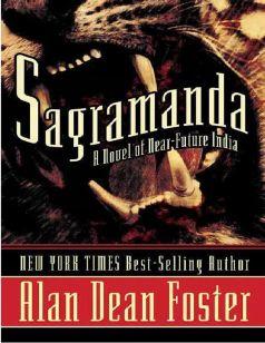 Sagramanda, a Novel of Near-Future India