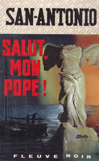 Salut, mon pope !