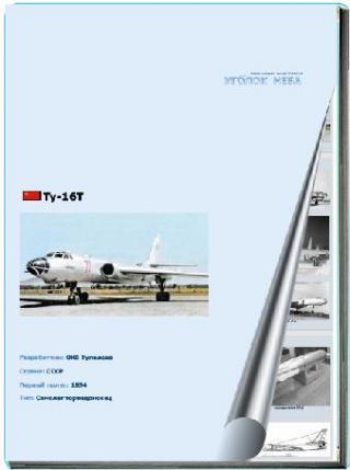 Самолет торпедоносец Туполев Ту-16Т