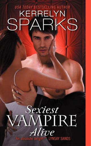 Самый сексуальный вампир [ЛП]