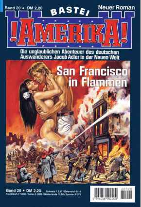 San Francisco in Flammen