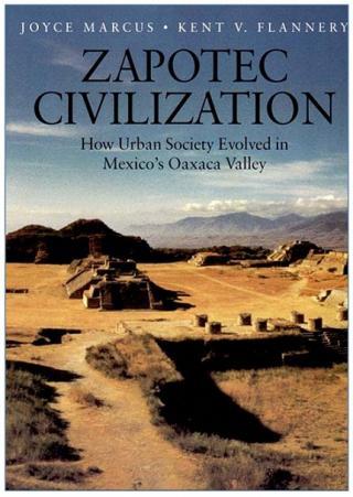 Сапотекская цивилизация
