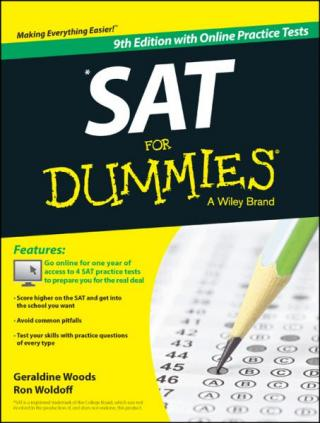 SAT For Dummies®