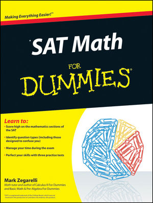 SAT Math For Dummies®