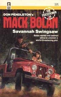 Savannah Swingsaw