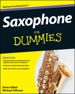 Saxophone For Dummies®