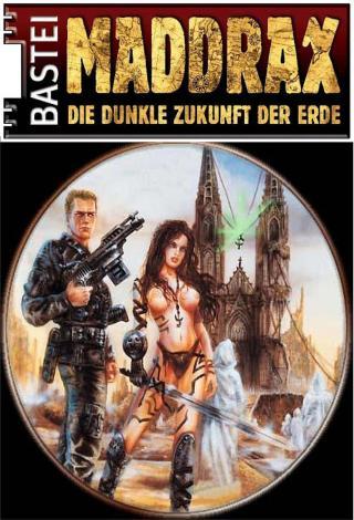 """Сборник """"Маддракс. Тъмното бъдеще на земята"""" (1-10)"""
