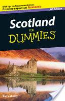Scotland For Dummies® [5th Edition]