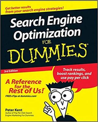 Search Engine Optimization For Dummies® [3d Edition]