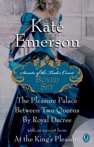 Secrets of the Tudor Court Boxed Set [1-3]