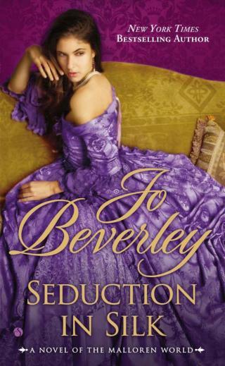 Seduction In Silk