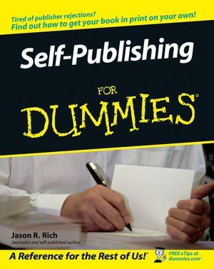 Self-Publishing For Dummies®