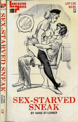 Sex-starved sneak