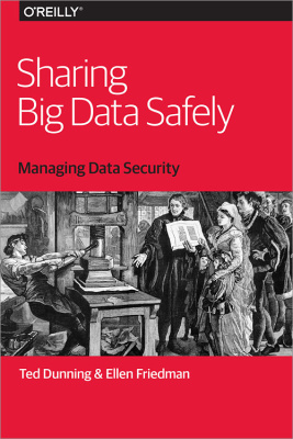Sharing Big Data Safely: Managing Data Security