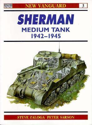 Sherman Medium Tank 1942-1945
