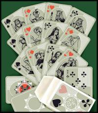 Шестнадцать карт(роман шестнадцати авторов)