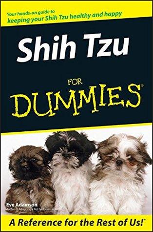 Shih Tzu For Dummies®