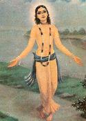 Шри Гауранга-лила-смарана-мангала-стотра