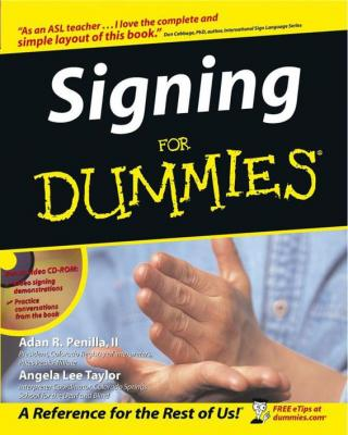 Signing For Dummies®